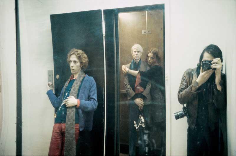Timm Rautert, Selbst mit A.W., New York 1970, copyright: Timm Rautert, Courtesy Parrotta Contemporary Art, Stuttgart, Fotos: Georg Schreiber