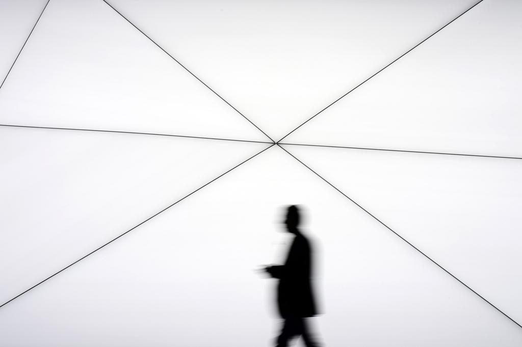 Mobile World Congress in Barcelona, Spanien (Keystone/AP Photo/Manu Fernandez)