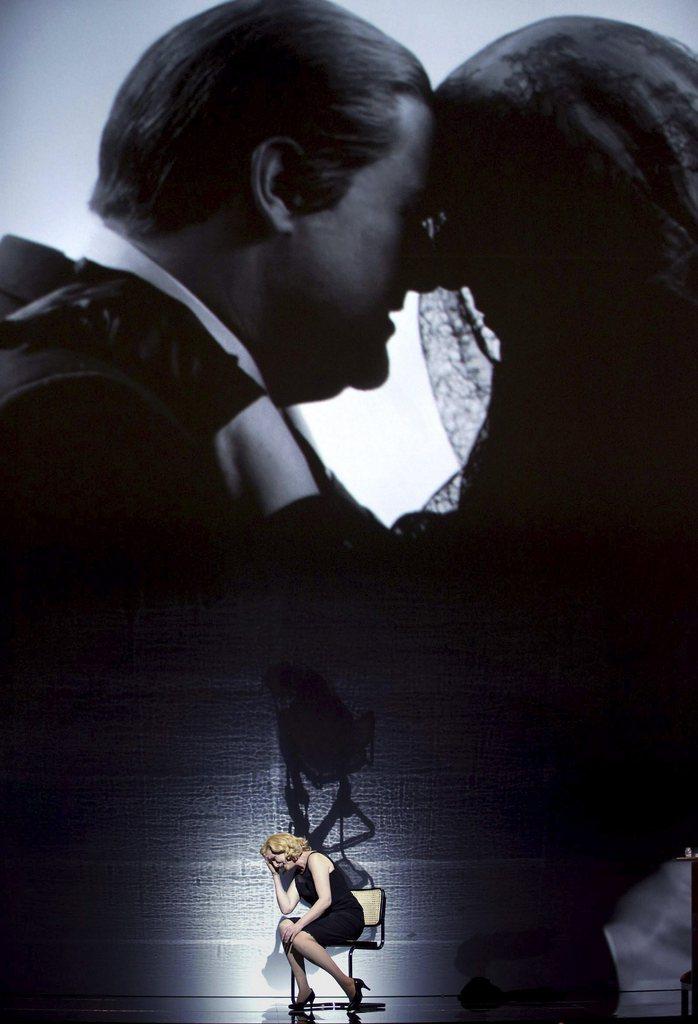 Bühnenfoto von Alceste in Madrid, Spanien (Keystone/EPA/Javier Del Real)