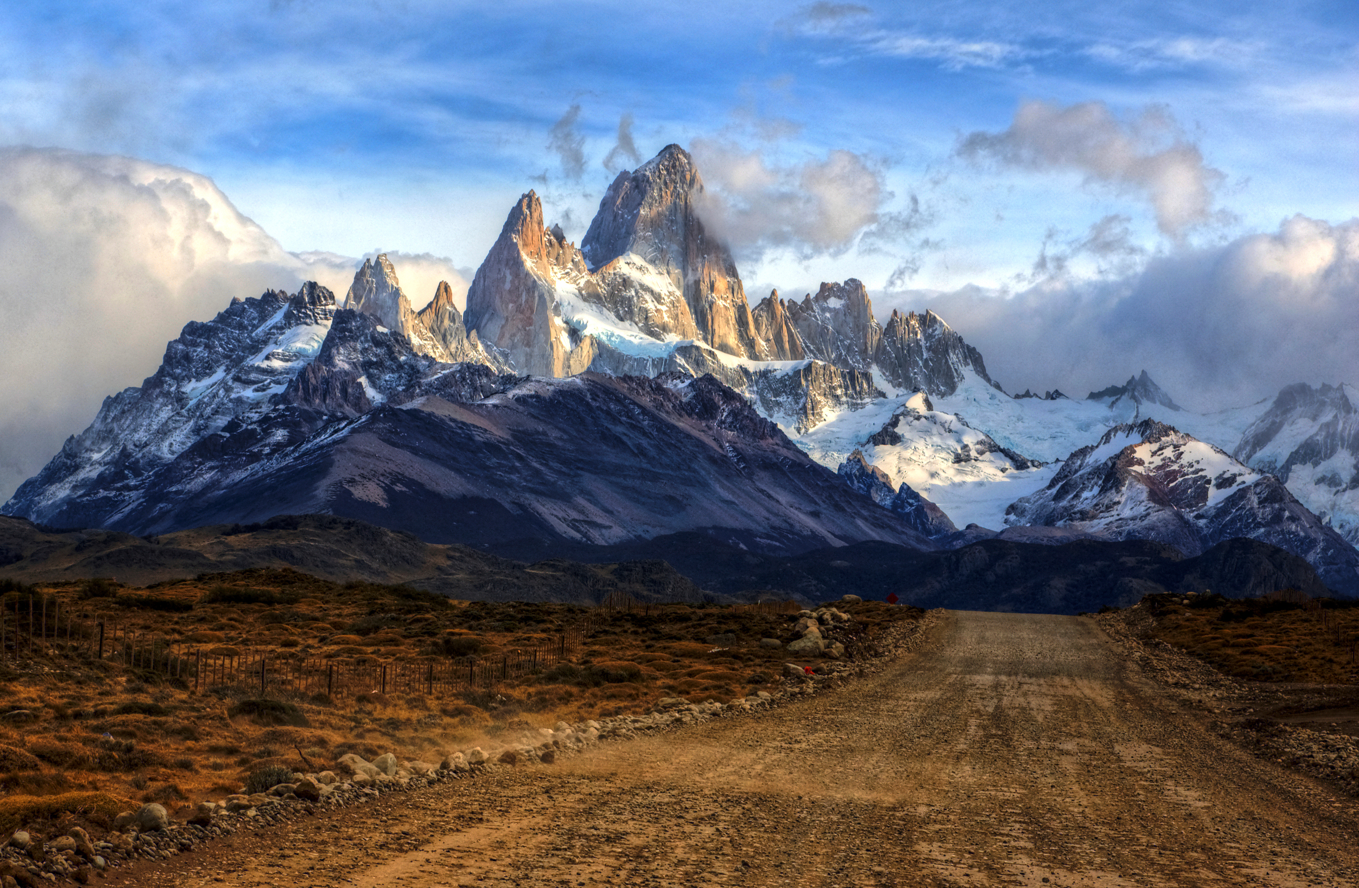 Leserfoto: Goodbye Fitz Roy