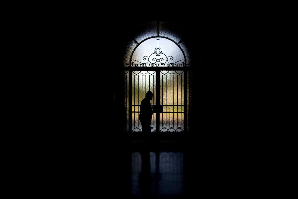 Jesuitenpater Juan Carlos Scannone in Buenos Aires, Argentinien (Keystone/AP Photo/Natacha Pisarenko)