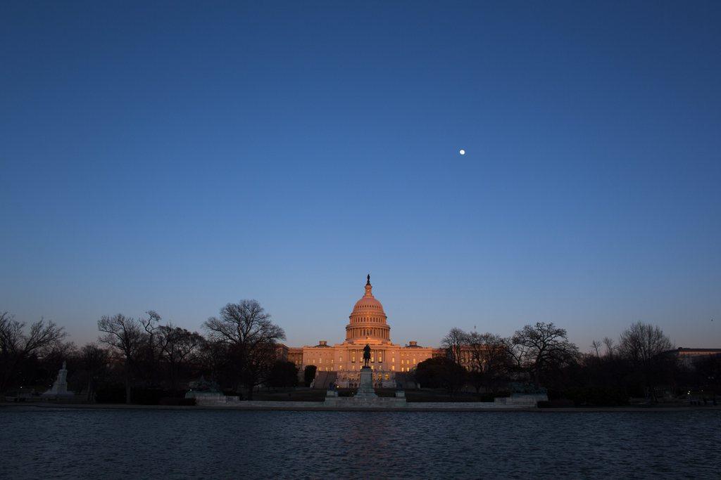 Washington, USA (Keystone/EPA/Jim Lo Scalzo)