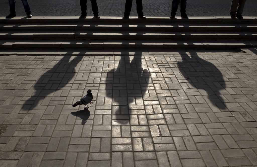 Simferopol, Ukraine (Keystone/AP Photo/Vadim Ghirda)