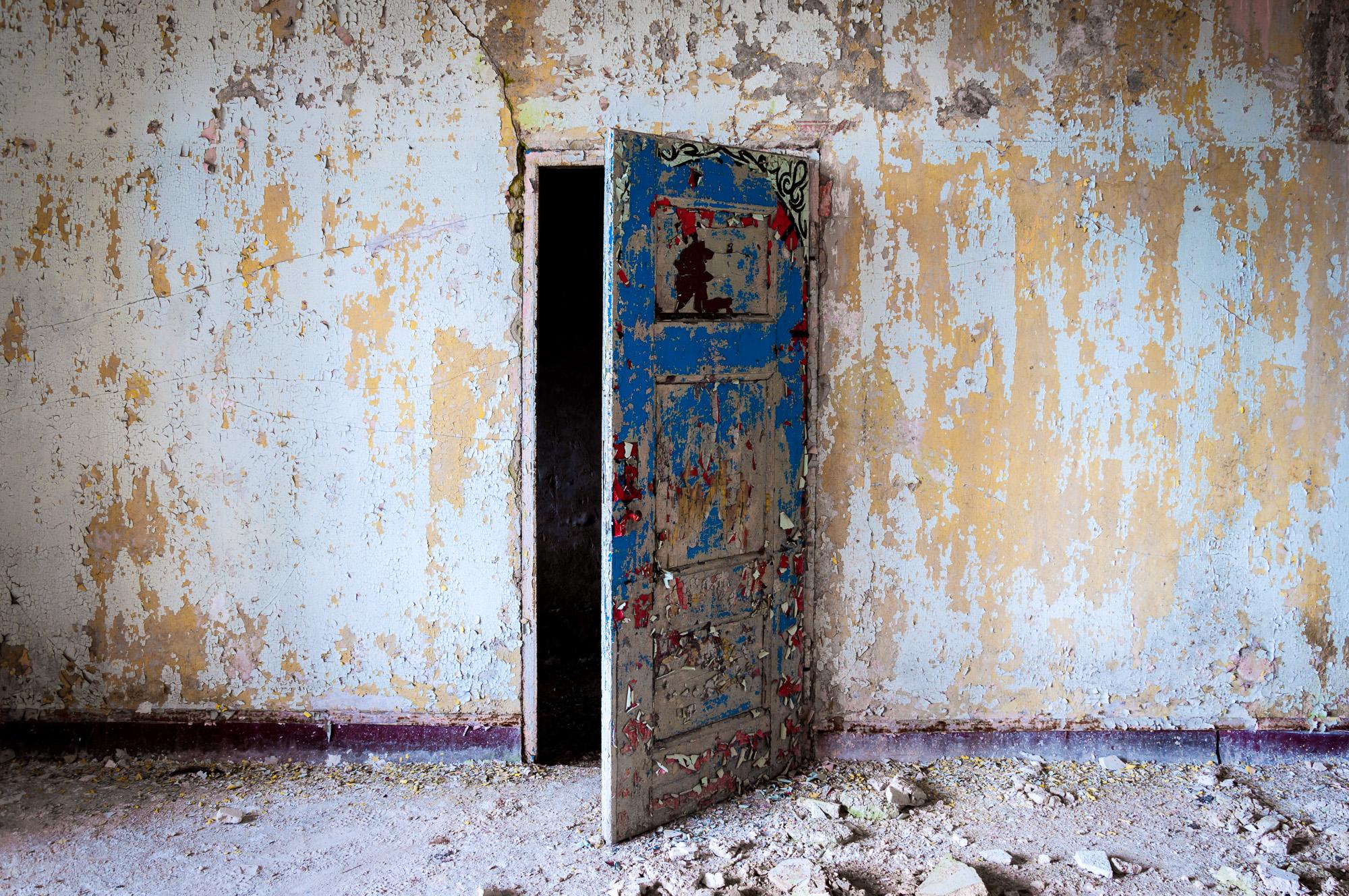 Leserfoto - Beelitzer Heilstätten: Auf halben Wege stehen geblieben