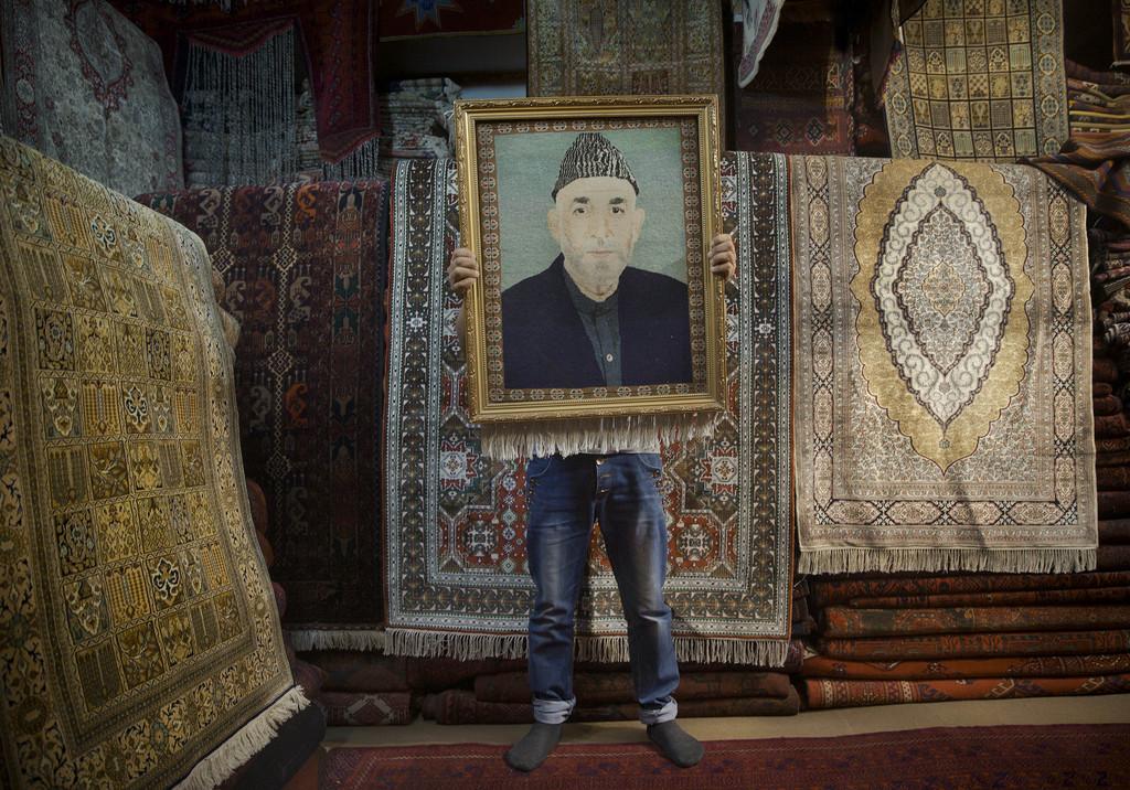 Basar in Kabul, Afghanistan (Keystone/AP Photo/Anja Niedringhaus)