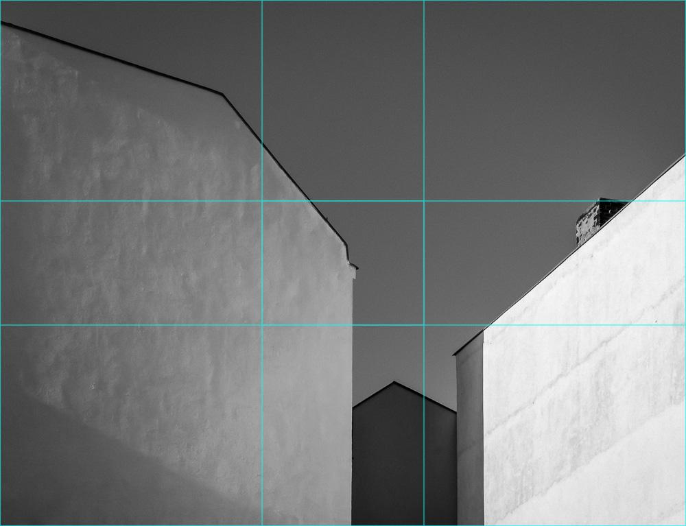 Komposition: Bildkonstruktion