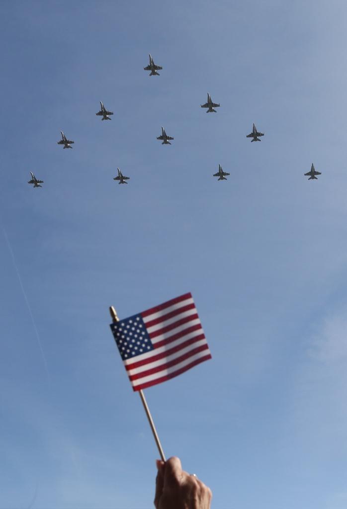 Rückkehr nach Virginia Beach, USA (Keystone/AP Photo/Steve Earley)