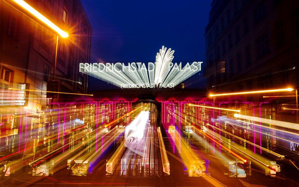 Friedrichstadt Palast in Berlin, Deutschland (Keystone/EPA/Paul Zinken)