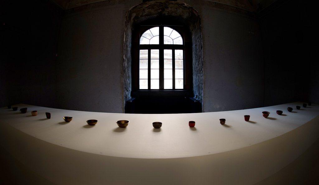 Kunstausstellung in Dresden, Deutschland (Keystone/EPA/Arno Burgi)