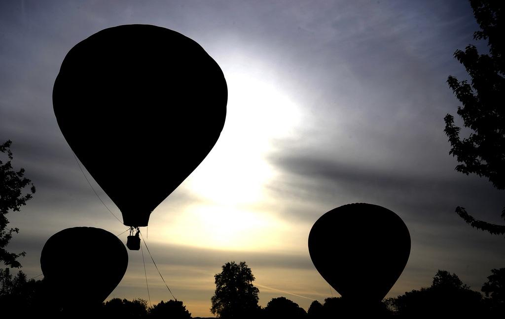 Ballonfestival in Walla Walla, USA (Keystone/AP Photo/Matt Gade)