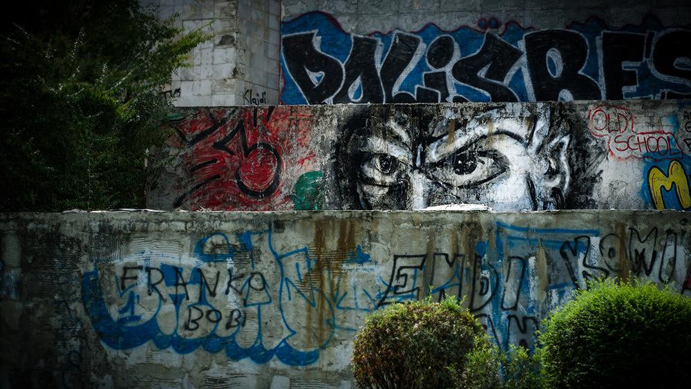 """Leserfoto - """"Das steinerne Böse"""": Farbe und Kontrast"""