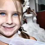Leserfoto – Porträtschnappschuß mit Blitzlicht: Unbeabsichtigte Wirkung