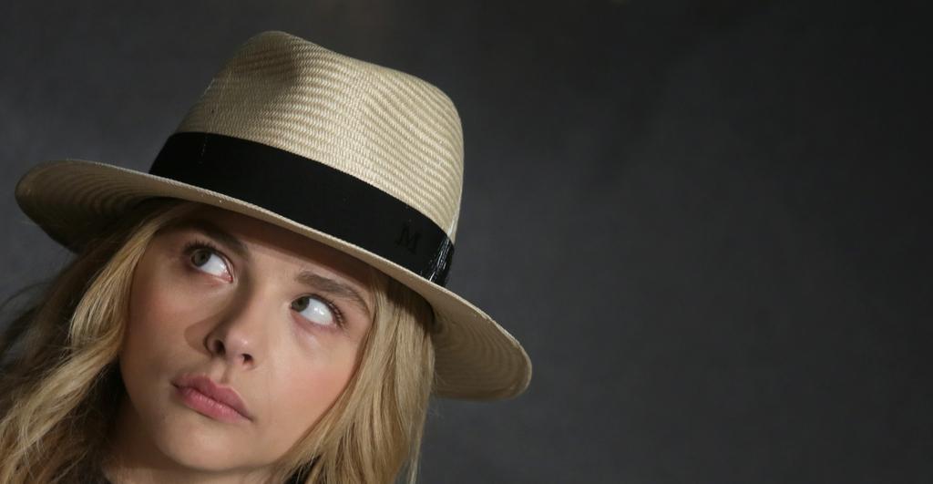 Chloe Grace in Cannes, Frankreich (Keystone/AP Photo/Virginia Mayo)