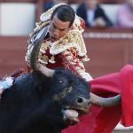 Jose Mari Manzanares in Madrid (Keystone/EPA/Juanjo Martin)