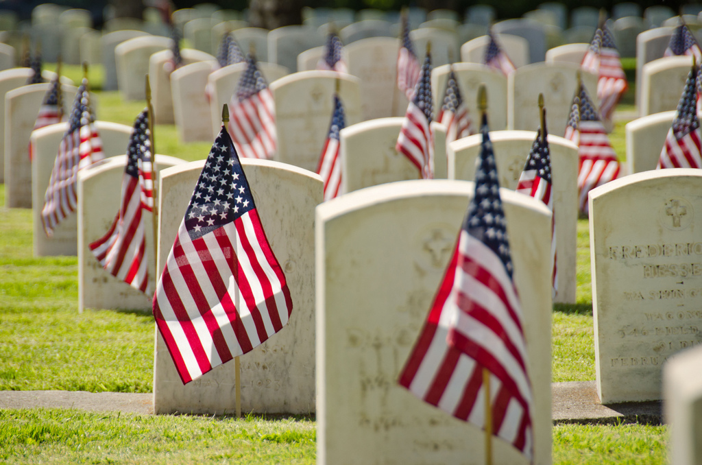 Memorial Day in Walla Walla, USA (Keystone/AP Photo/Greg Lehman)