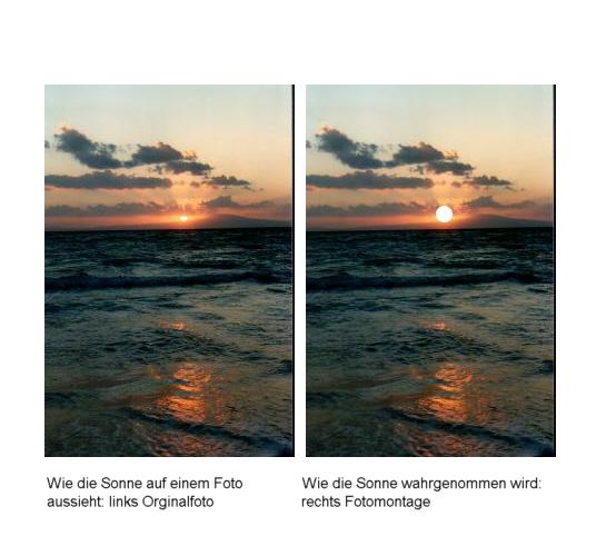Abb. 6: Rekonstruktion der 'Sonnentäuschung' (Quelle: Wikipedia)