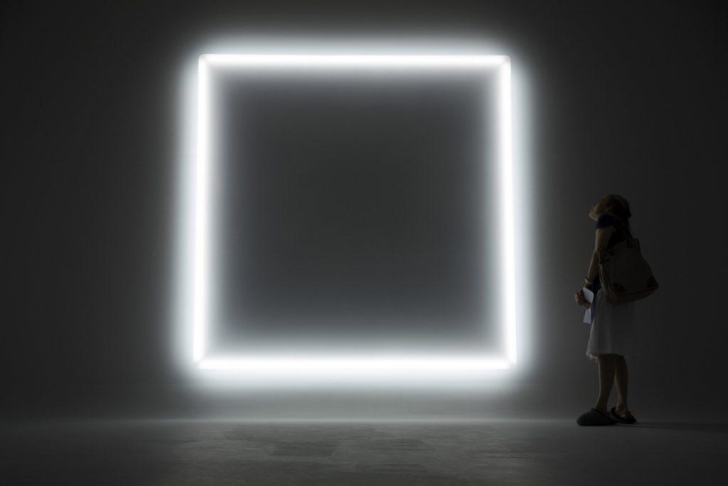 Kunst bei der Art Basel, Schweiz (Keystone/EPA/Georgios Kefalas)