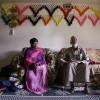 Großeeltern und Enkel, Flüchtlinge aus Somalia, Springfield, Mass., USA  (AP Photo/Stephan Savoia)
