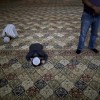 Kinder in einer Moschee, Ramallah, West Bank (AP Photo/Muhammed Muheisen)