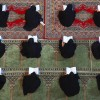 Frauen beim Gebet in Aran, Iran (Keystone/AP Photo/Vahid Salemi)