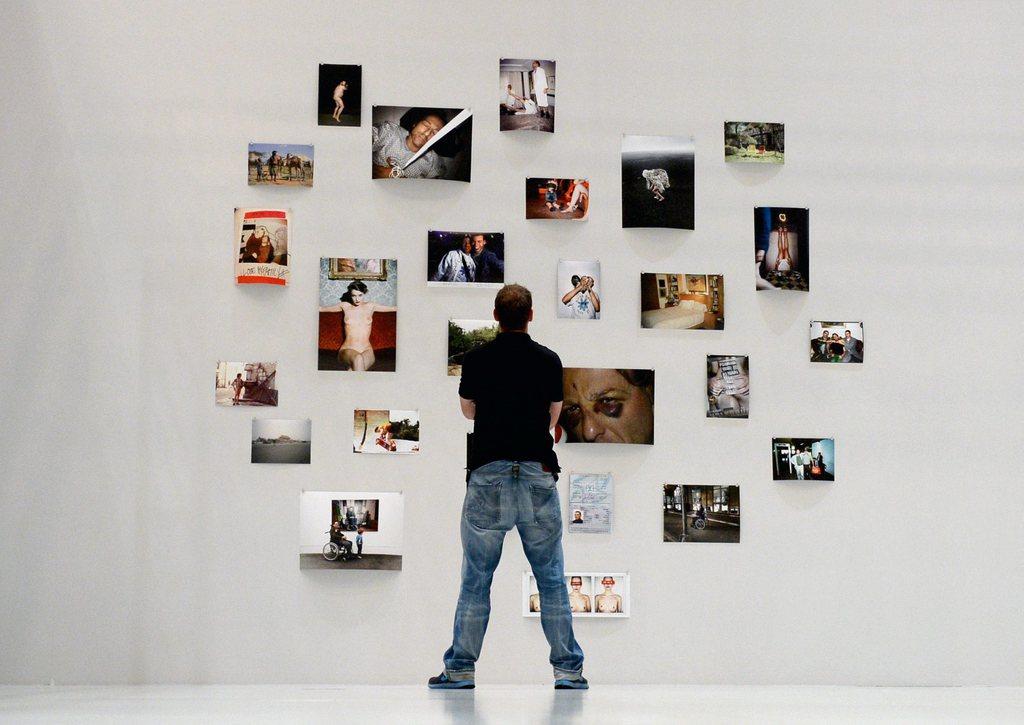 Fotoausstellung in Hamburg, Deutschland (Keystone/EPA/Daniel Reinhardt)