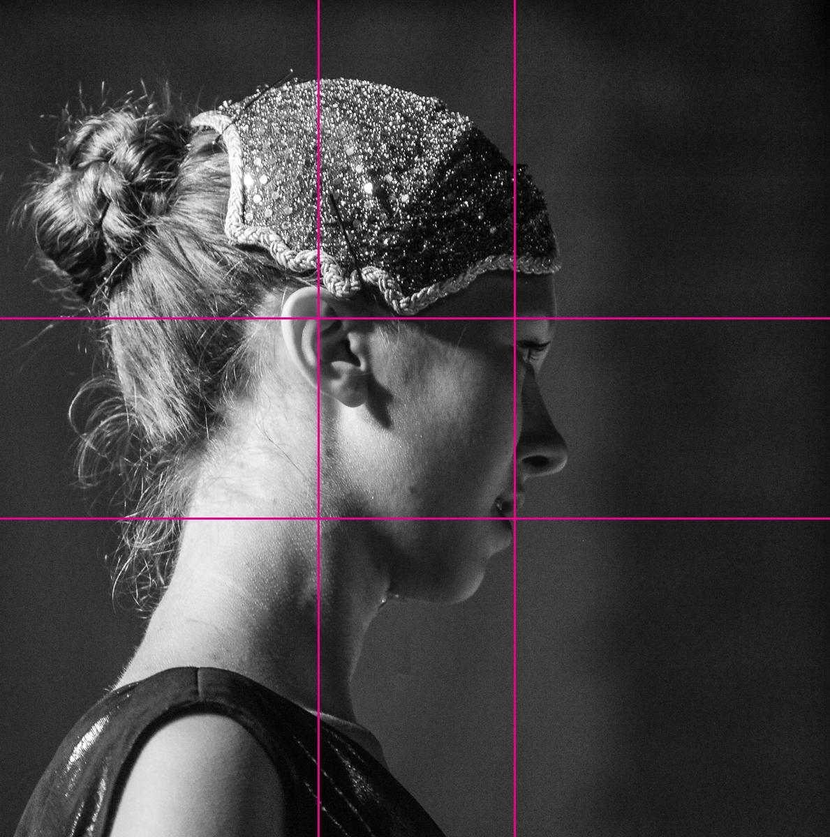 Leserfoto – Porträt einer Tänzerin: Der richtige Augenblick