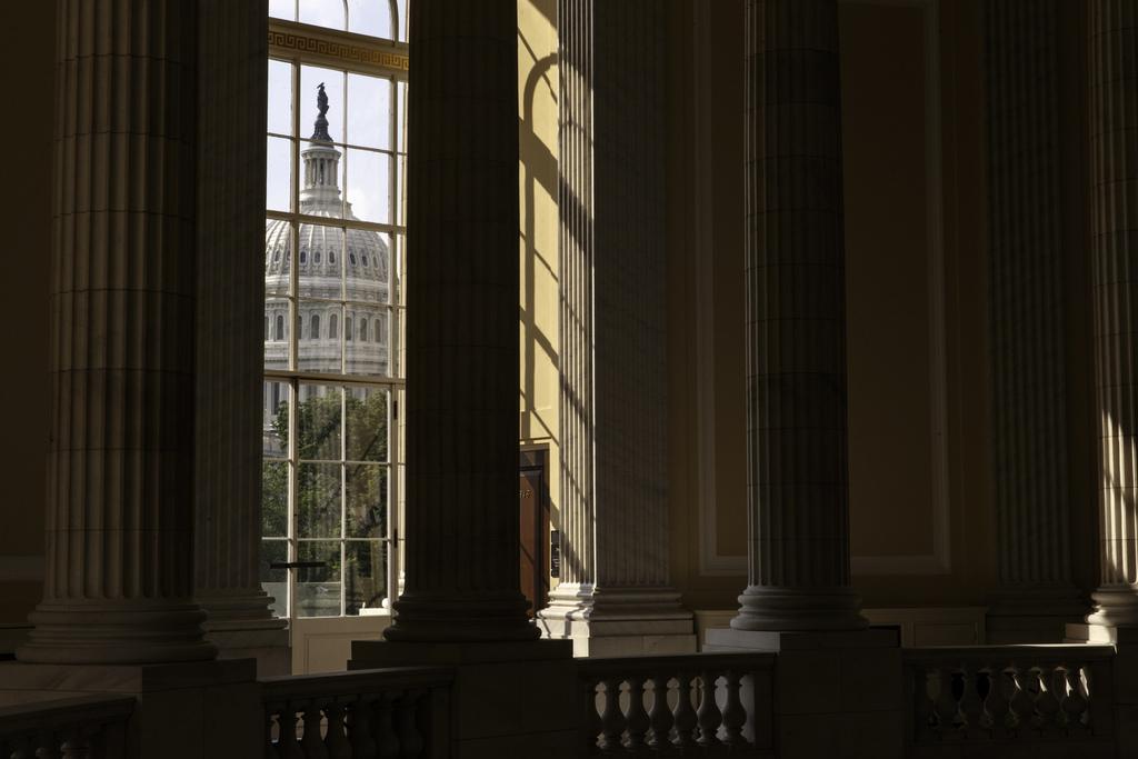 Das Kapitol in Washington, USA (Keystone/AP Photo/J. Scott Applewhite)