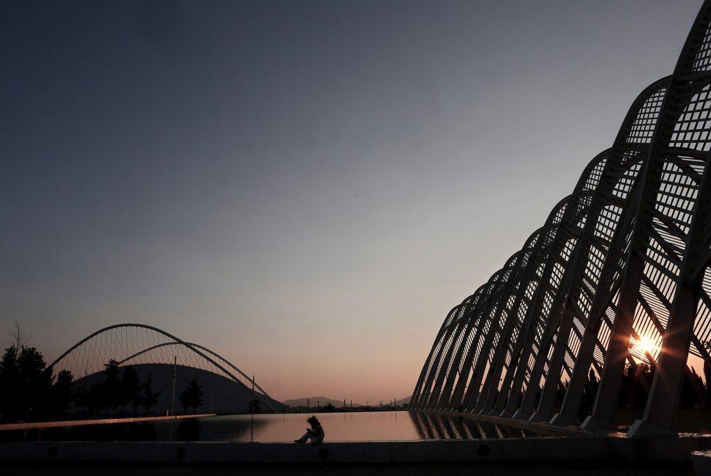 Die olympischen Spielstätten in Athen, Griechenland (Keystone/EPA/Yannis Kolesidis)