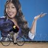 Radfahren in Soweto, Südafrika (Keystone/AP Photo/Themba Hadebe)