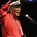 Chuck Berry receives 2014 Polar Music Price