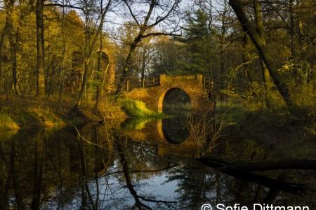 "Georgium Dessau, ""Ruinenbrücke"" - (c) Sofie Dittmann"