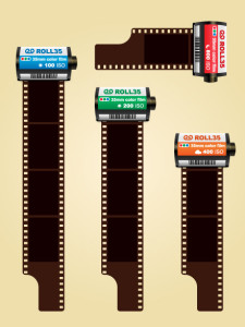 Verschiedene Filme (flickr Creative Commons)