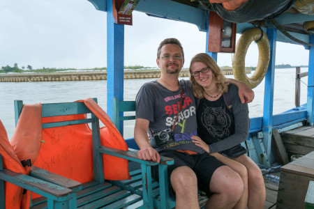 Boot, Kamera, Urlaub, Reise