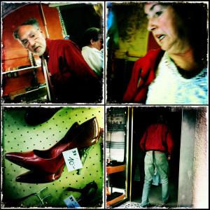 Um 10€ Schuhe - (c) Franz Schmied