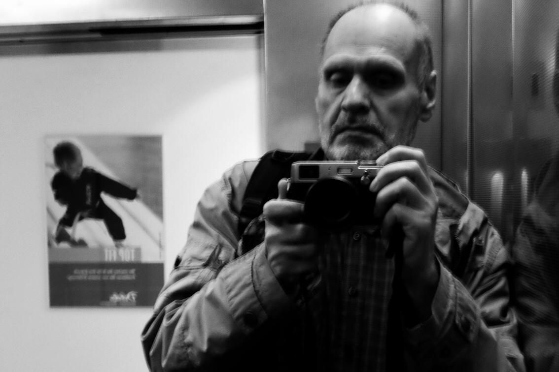 Selbstportrait - (c) Michael Gündling
