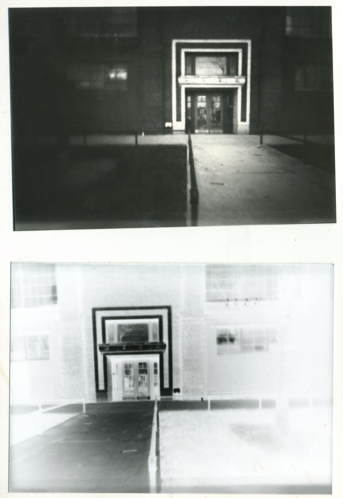Pinhole #1 - (c) Sofie Dittmann