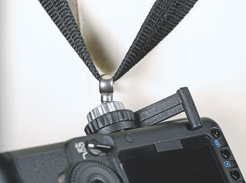 """Der """"Blocker"""" ist eine Sicherungskappe über dem Schraubanschluss des Sun-Sniper Pro"""