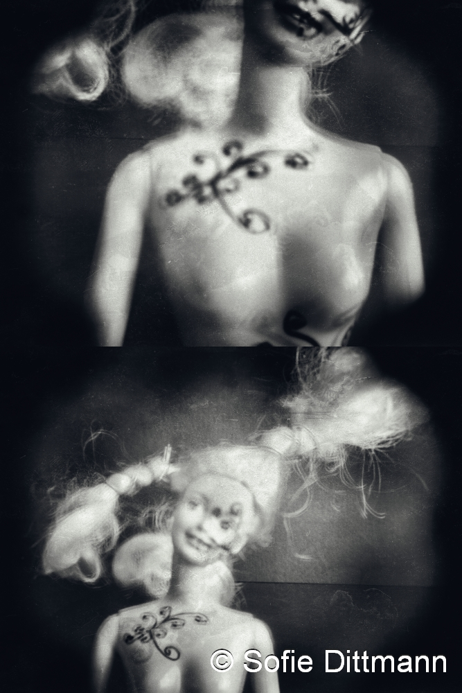 Doll House Dream Visions #34 - (c) Sofie Dittmann