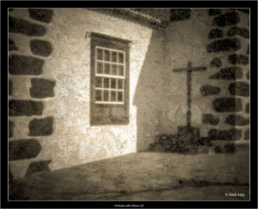 Pinhole with Nikon D3