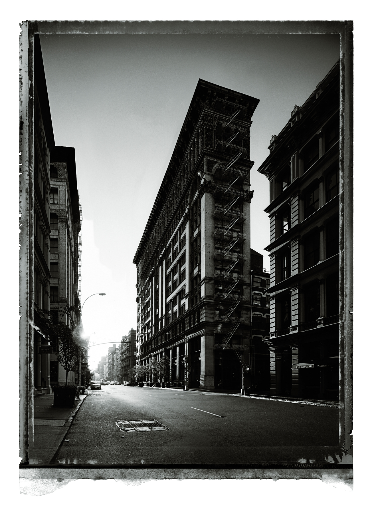 Broome Street - (c) Christopher Thomas