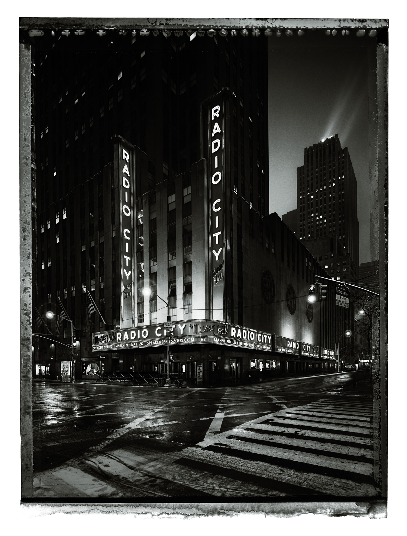 Radio City Music Hall - (c) Christopher Thomas