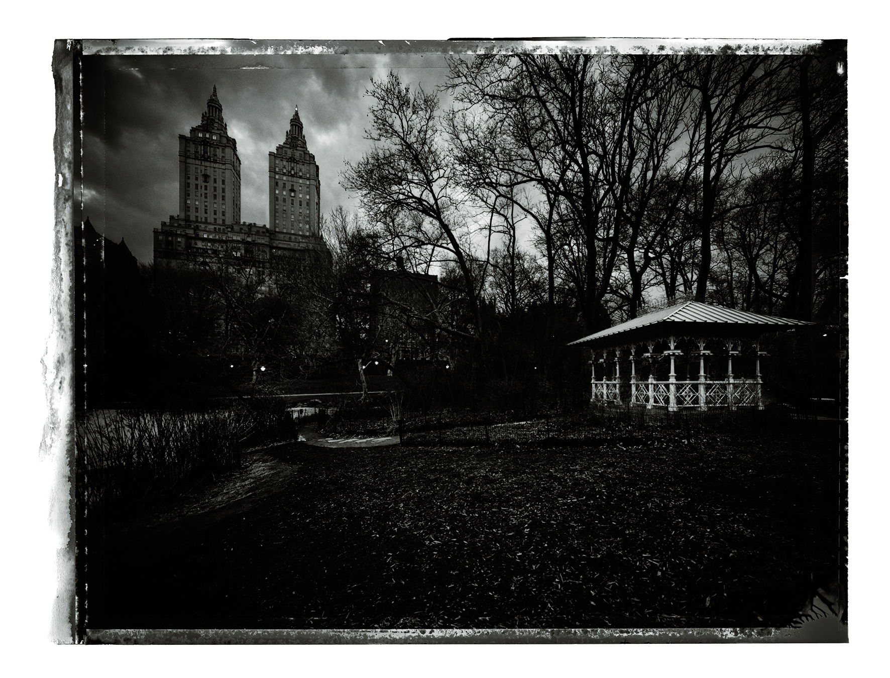 Central Park - (c) Christopher Thomas