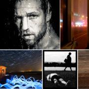 Die Top-Einreichungen vom Juli 2016: Rainshower, Schwankende Gestalten, Sternboot, Ohne eine Spur von Reue verliess Frau Emma den Tatort, Ackerrillen.