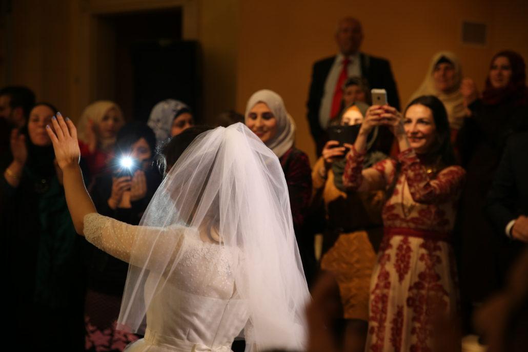 Palästinensische Hochzeit