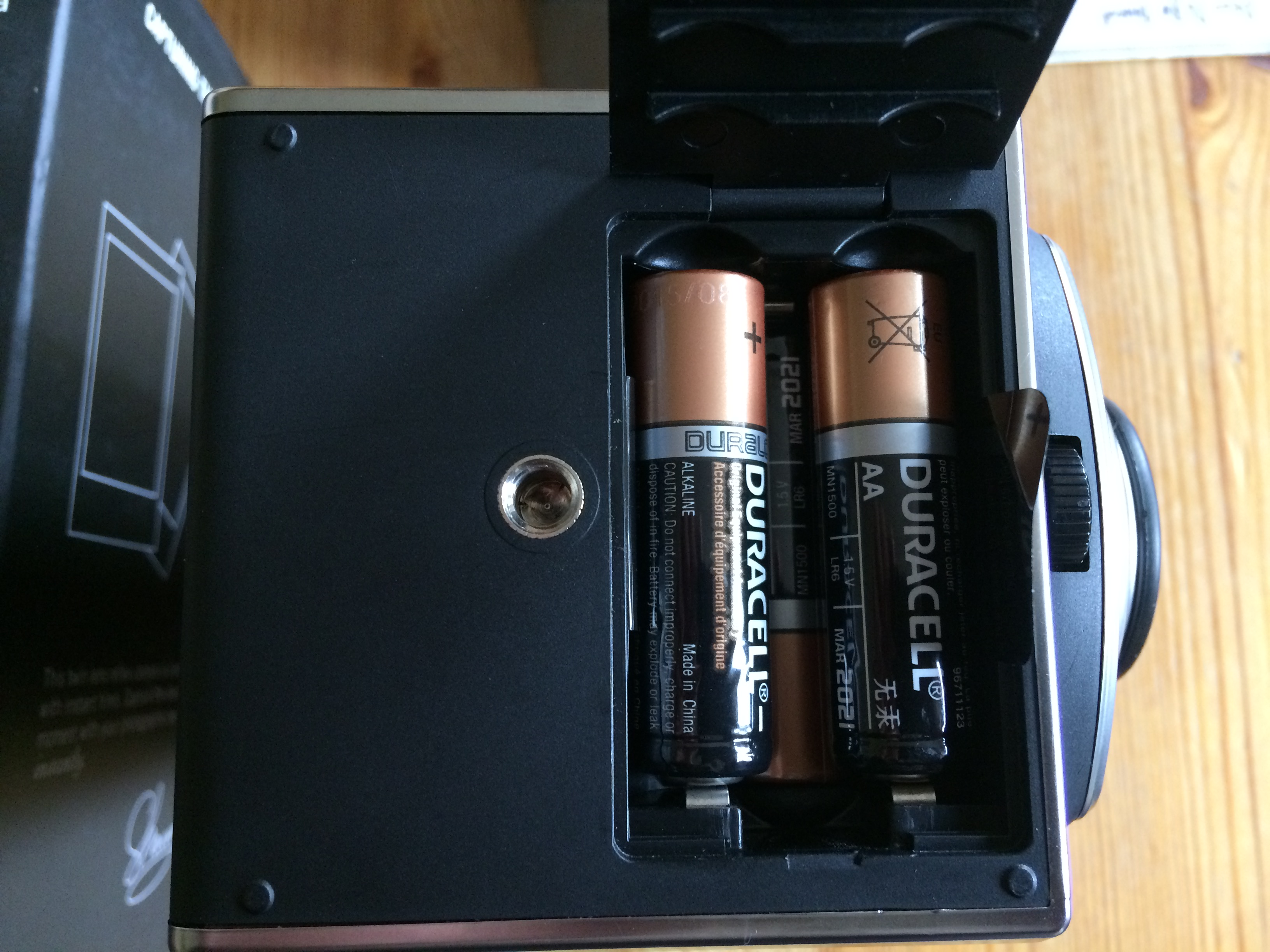 AA Batterien