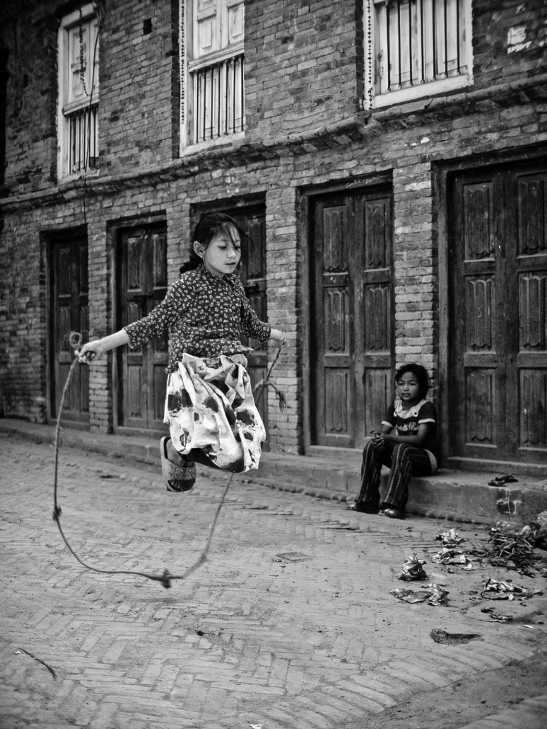 nepalspringendekinder