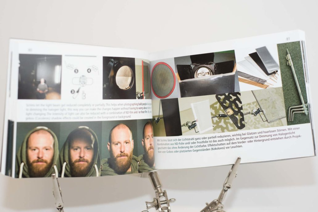 Porträt-Licht: Ausrüstung