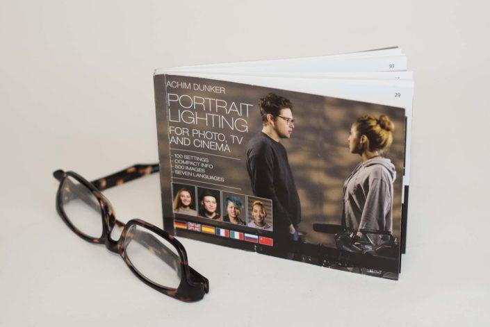 Taschen-Guide Porträt-Licht vom Kameramann Achim Dunker