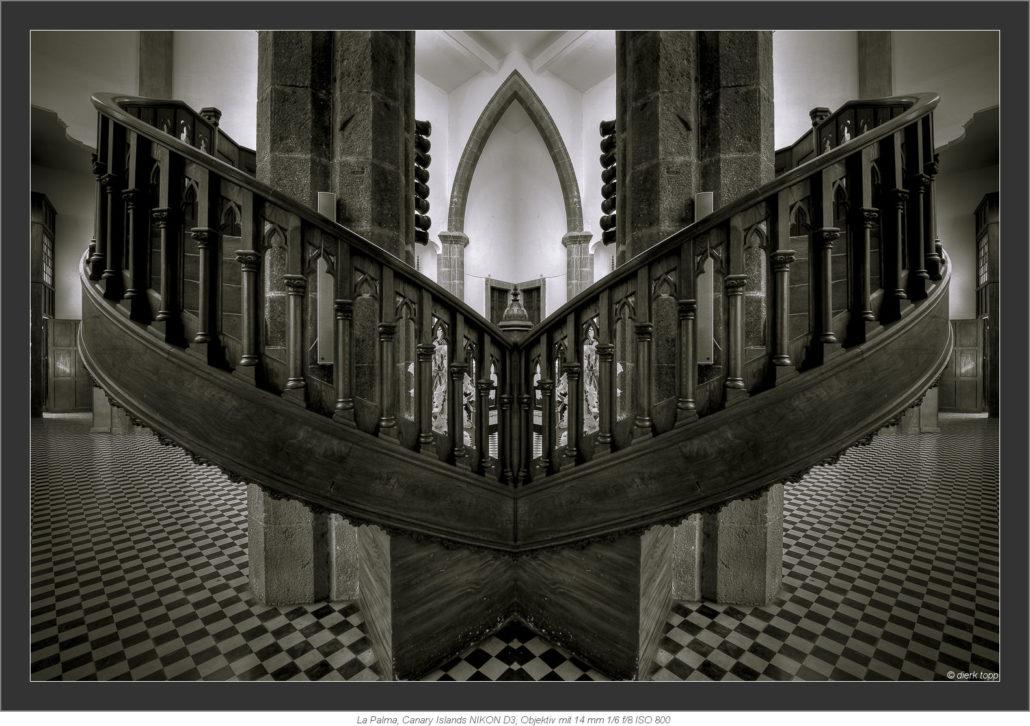 Die Kanzel © Dierk Topp