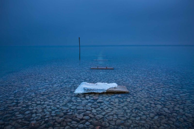 Blue Hour-Lake Constance. © Florian Fahlenbock